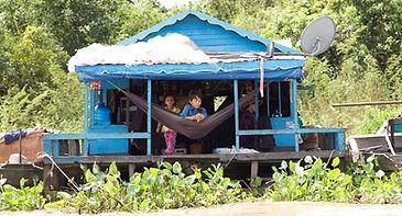 Choueng Kneas Village
