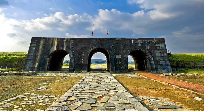Citadel_of_the_Hồ_Dynasty World Heritage Sites of Vietnam