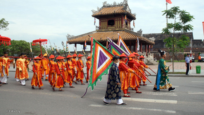 hue-festival the principal holidays and festival in Vietnam