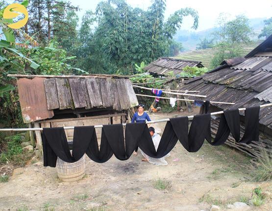 drying fabrics