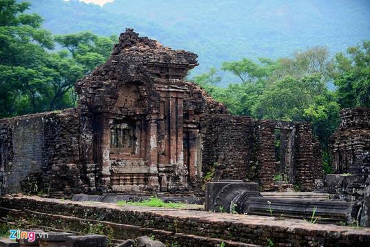 My Son Sanctuary World Heritage Sites of Vietnam