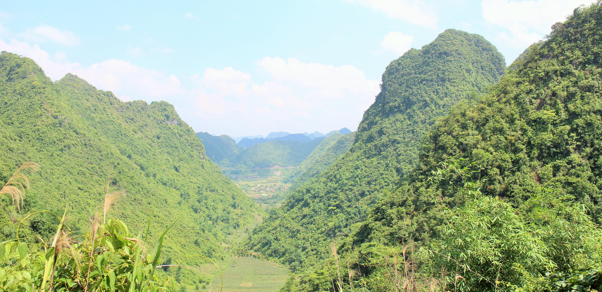 Wonderful scense in Bac Son