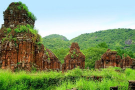 My Son Sanctuary the hidden places in central vietnam
