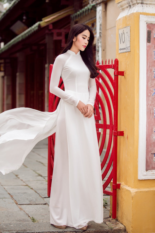 ao dai vietnam  traditional costumes of Vietnam