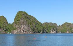 Kayaking in Lan Ha