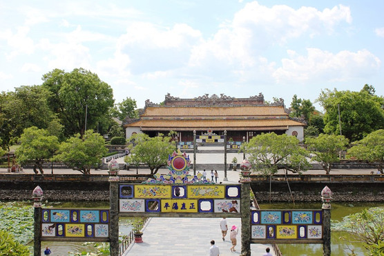 Hue Imperial Palace World Heritage Sites of Vietnam