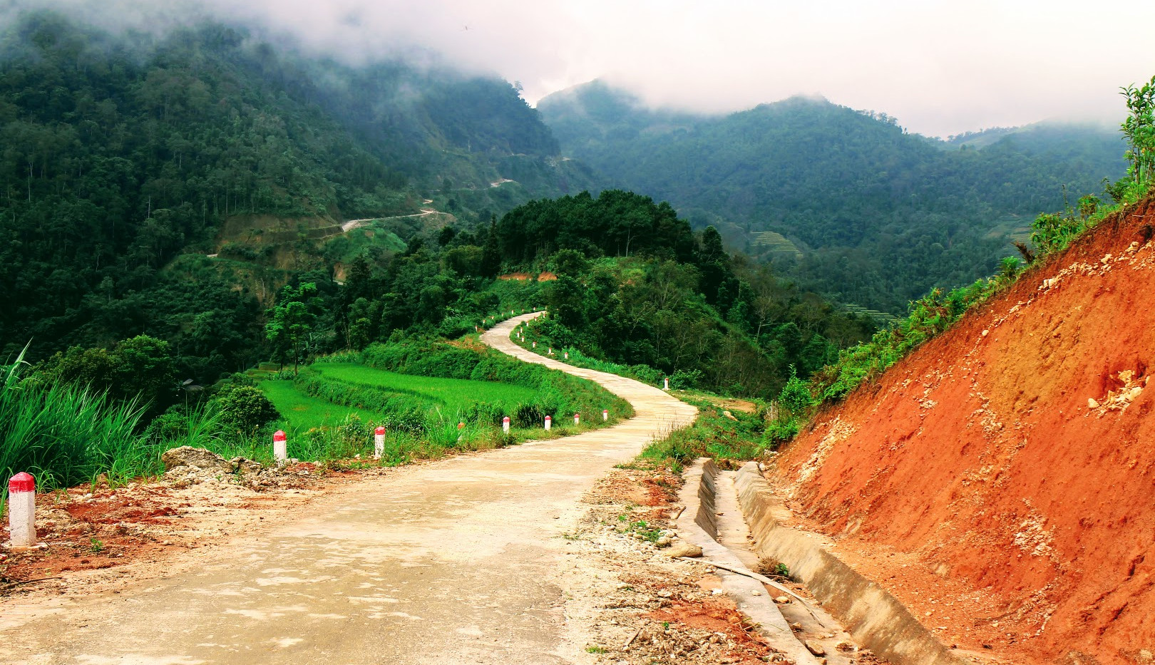 Ha Giang Trekking Path