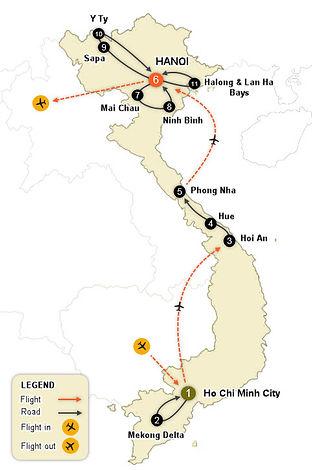 CV07-Scenic Vietnam