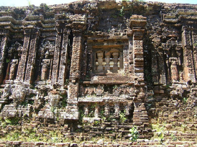 My Son Sanctuary da nang World Heritage Sites of Vietnam