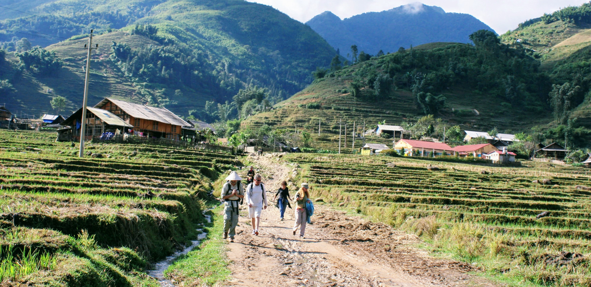 Sapa Trekking Trails