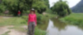 trekking in Ninh Binh