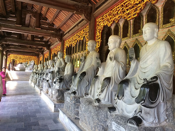 arhats in bai dinh pagoda.jpg