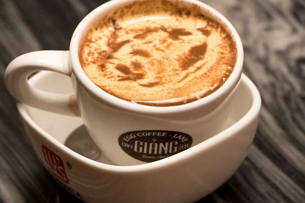 Egg-Coffee-Hanoi. Hanoi Travel Guide