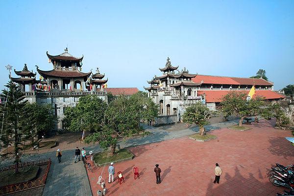 Ninh Binh Travel Guide phat diem cathedral ninh binh.jpg