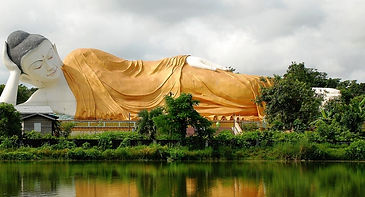 Bago Giant Buddha