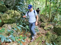 Trekking in Cuc Phuong National Park