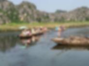 Tour to Van Long Ninh Binh