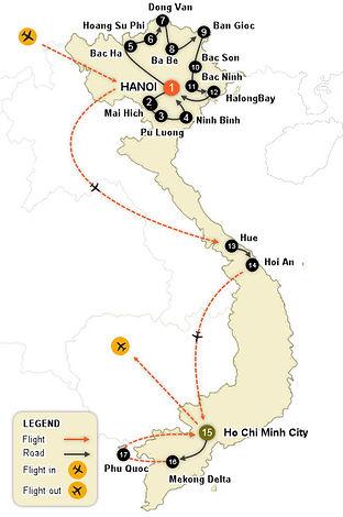 CV08- Complete Vietnam