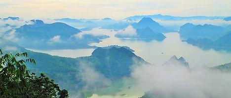 Hoa Binh Reservoir