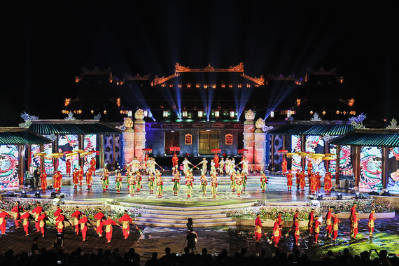 hue festival the principal holidays and festival in Vietnam