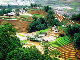 ha-giang-The hidden places in Northern Vietnam