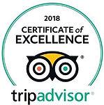 Tripadvisor Certificate 2018