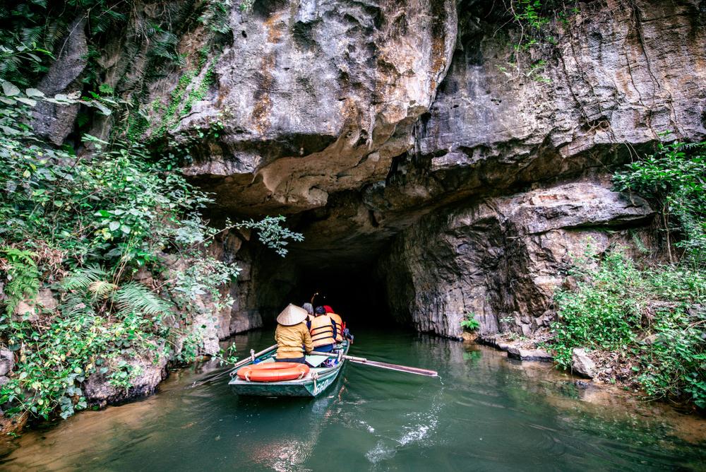 Trang An World Heritage Sites of Vietnam
