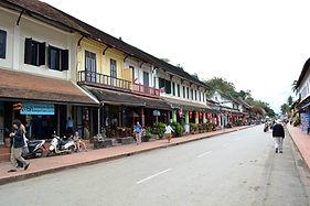 City of Luan Prabang