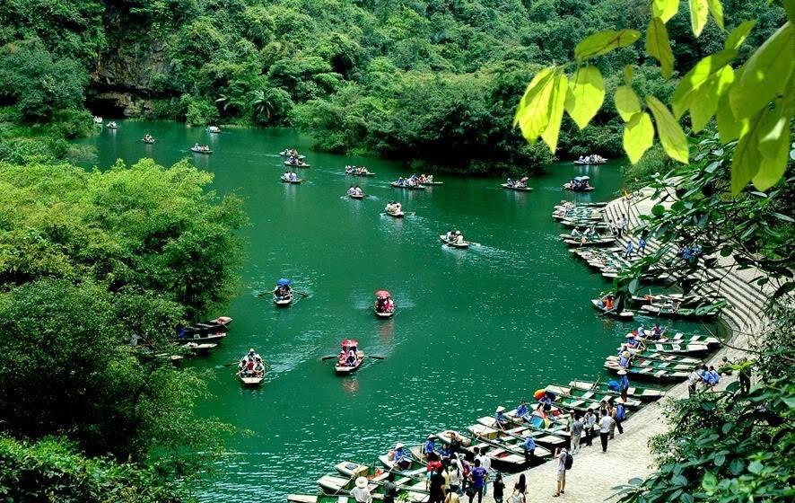 Tam Coc Ninh Binh World Heritage Sites of Vietnam