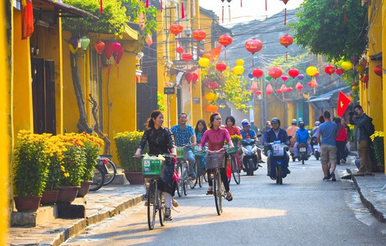 Hoi An Old Town World Heritage Sites of Vietnam