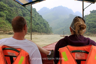 Chay river boat ride