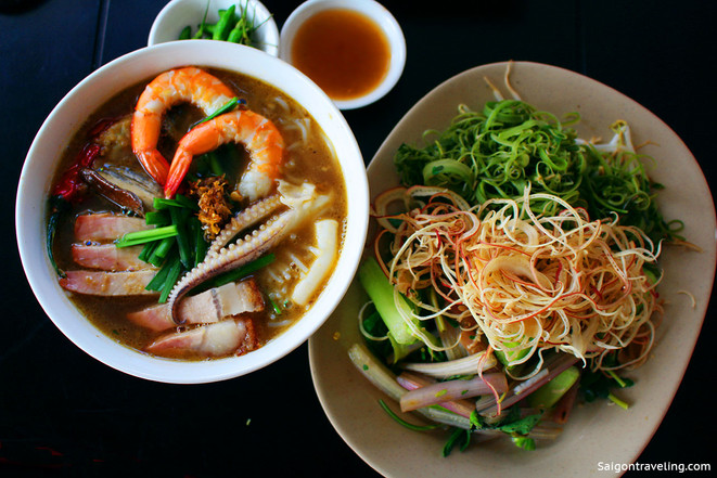 Ho_Chi_minh_city_Bun Mam Vietnamese Food