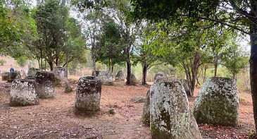 Site 3 - Plain of Jars
