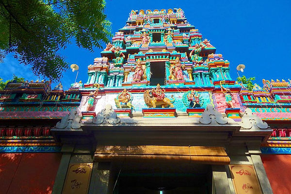 Mariamman Hindu Temple.Sai Gon Travel Guide