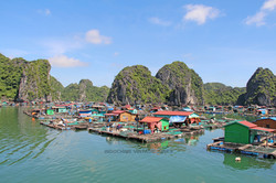 Fishing village