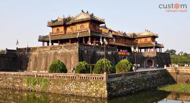 hue_ancient_palace World Heritage Sites of Vietnam