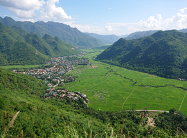 thung-khe-The hidden places in Northern Vietnam