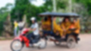 Tuk Tuk in Siem Reap