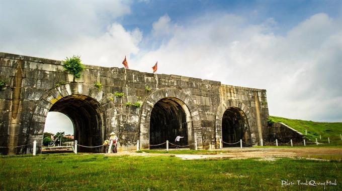 Citadel_of_the_Hồ_Dynasty_vietnam World Heritage Sites of Vietnam