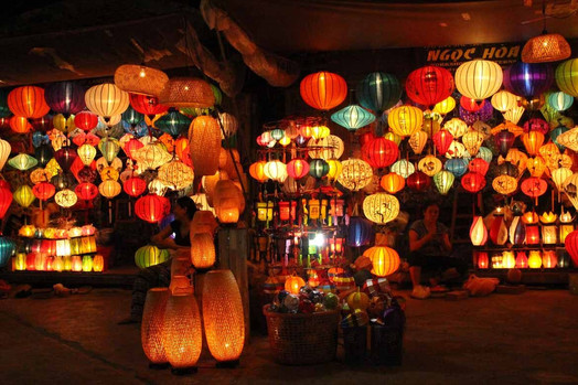 Hoi An Lantern Festival the principal holidays and festival in Vietnam