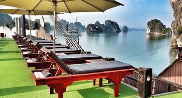 Sun Deck Halong Boat