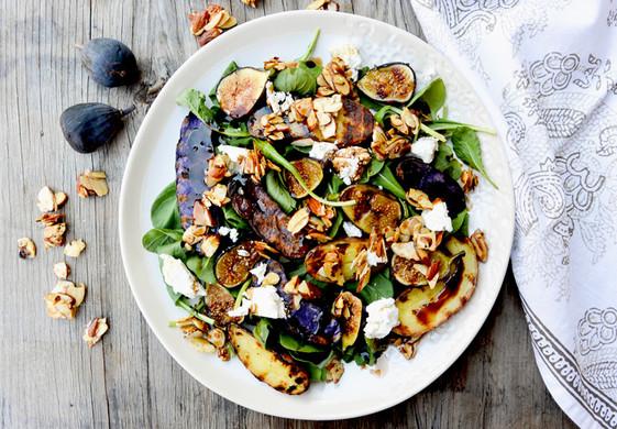 fig-salad Vietnamese Food