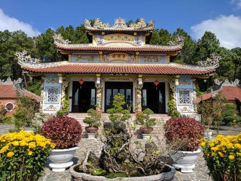 Vietnam-Hue-Huyen-Tran-Princess-Temple World Heritage Sites of Vietnam