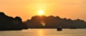 Halong at dawn