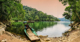 Lac de Ba Be The hidden places in Northern Vietnam