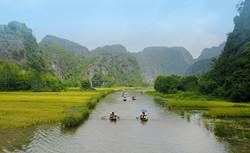 Ninh Binh Landscape