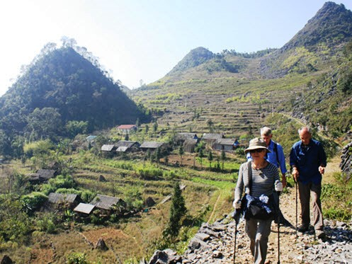 Ha Giang Hill Tribe Visit