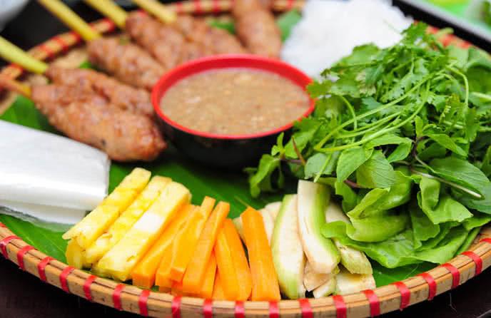 Nem Lui Hue Vietnamese Food