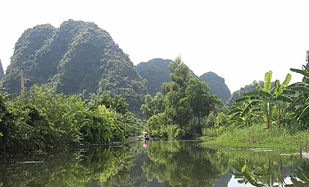 Tour to Thung Nang Ninh Binh