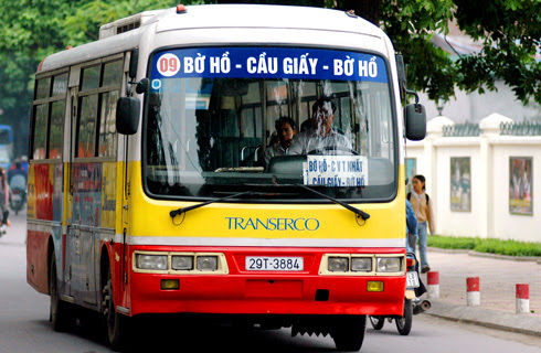 Hanoi-Bus. Hanoi Travel Guide